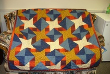 Quilts & Sewing / by Brooke Marsh