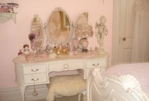 boudoir powder room