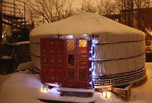 Holiday Yurts / Festive Yurts