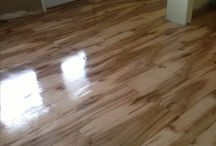 Flooring options / Different floor options