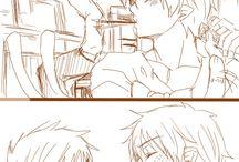 Rin x Yukio