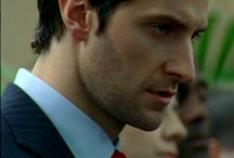Richard Armitage as Lucas North / Richard Armitage jako Lucas North, Spooks/ Tajniacy