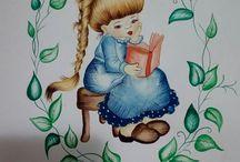 Festményeim, rajzaim