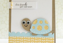 Cute cards by stampin up