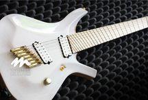 Multiscale guitars
