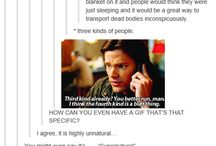Supernatural is always there