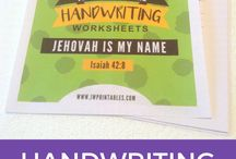 JW Homeschooling / Free Tools For homeschooling Jehovah's Witnesses. Visit our website for more JW Homeschooling Freebies: www.jwprintables.com/category/homeschool/