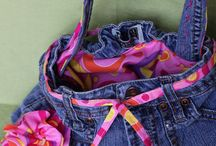 Jeans / Recycling Jeans - riciclare i jeans