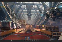 scifi scenes