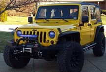 JEEP yellow