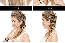 Hair tricks\tips / Vlecht op een andere manier.