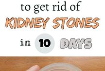 kidney stones and urinary problems