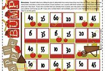 math skip counting / by Sandy Mennenga
