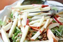 Salads / by Melissa Lindquist