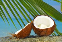 Go Nuts / Coconuts.... need we say more? / by KarmaLife Coconut Water