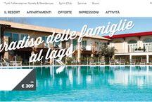 Falkensteiner / Buono hotel Lake Garda del valore di 100 €.  Riduci il prezzo del tuo buono vacanza e goditi un soggiorno in un hotel di lusso Falkensteiner. #falkensteiner #lagodigarda #vacanze #estate2015 #summer2015