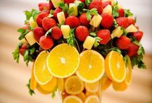 Fruity flowers