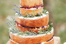 Wedding Cakes / Wedding Cake Inpirations