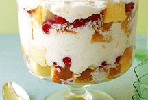Desserts / by Linda DeGroate