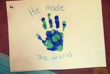 Bible Handprint Crafts / Among the many types of free, printable Bible crafts we provide on SundaySchoolZone.com, one of the most popular is the Bible handprint crafts we offer. Bible handprint crafts typically involve outlining or painting the child's hand(s) in order to create an impression of the hand that is then used or decorated in some fashion.