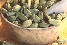 Spices, Especias Aliños Semillas / Spices, food, flavors