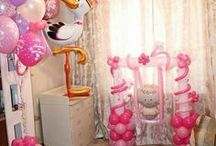 balloons art nascita