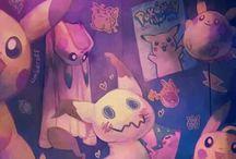 Cute pokemon design