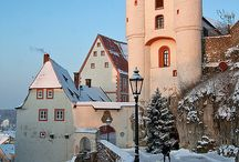 """CASTLES✿Germany & more... / Welcome! You are all cordially invited to collaborate on this board. If you follow me and write simply """"Add me""""on one of my pins, ONLY THERE : https://www.pinterest.com/hardysCorner7/last-minute/ , I'll send you an invitation, as soon as possible . Thanks to all contributors and followers for making this an superb board! Contributing is not obliged... You are free to invite your friends. Here, no rule, other than those of Pinterest..  Admin✿Bernard :-)"""