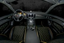 Porsche Panamera  / Panamera by Carlex Design