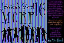 Sweet sixteen 80`s morp / by Jessica Headrick
