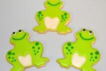 Frosch-Kekse