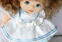 my child doll ...so lovely ♡