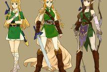 * Legend of Zelda *