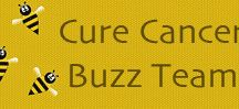 Cure Cancer Buzz Team / Pins From Cure Cancer Buzz Teamers.  / by Martin (Marty) Smith