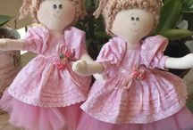 Bonecas Filhas de Pano da Josy