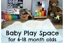 Violet's Playroom / Ideas for creating a perfect fun and educational exploratory play space for my sweet Violet! / by Amanda Roth