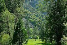 Mountain spaces