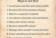 MONEY RICH