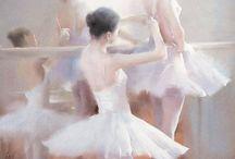 Liu Yi painting