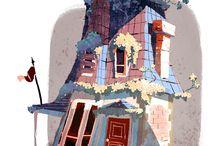 animic architecture