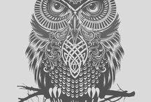 Owl tattoo ideas