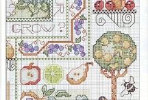 Cross Stitch Pattern's