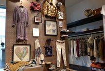Creative Wall Retail Store - Displays