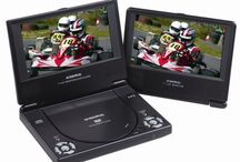 Portable Audio & Video - Portable DVD Players