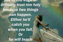 Bible verses / Infinite wisdom