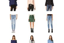 Shopping Guides / Narrowed down to the top pieces for your wardrobe.