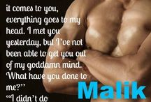 Teasers For Malik (Carter Brother Series Book One)