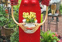 Gardening ideas & such / by Sheri Wamble