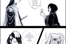 Bleach / Bleach wtf moments