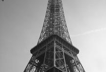 Eiffel Tower / by Roberta Smyla